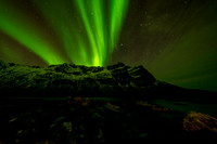 007 The aurora borealis (northern lights)  © Bob Riach