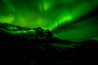008 The aurora borealis (northern lights)  © Bob Riach
