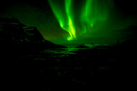 009 The aurora borealis (northern lights)  © Bob Riach