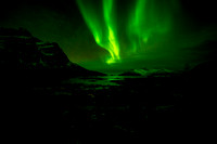 010 The aurora borealis (northern lights)  © Bob Riach