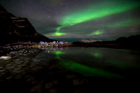0176 The aurora borealis (northern lights)  © Bob Riach