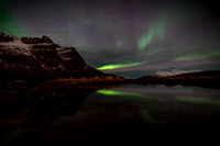 014 The aurora borealis (northern lights)  © Bob Riach