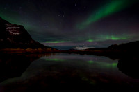 012 The aurora borealis (northern lights)  © Bob Riach