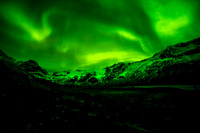 018 The aurora borealis (northern lights)  © Bob Riach