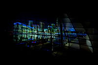 34 Salford Quays at Night  Bob Riach Jigsaw Photography LTD