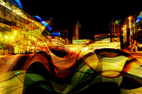36 Salford Quays at Night  Bob Riach Jigsaw Photography LTD