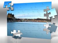 Scarborough Bay Jigsaw taken by Bob Riach
