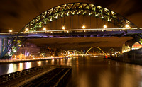 Tyne Bridge, Newcastle Gateshead taken by Bob Riach