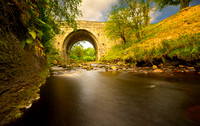Under The Bridge  Derbyshire England taken by Bob Riach